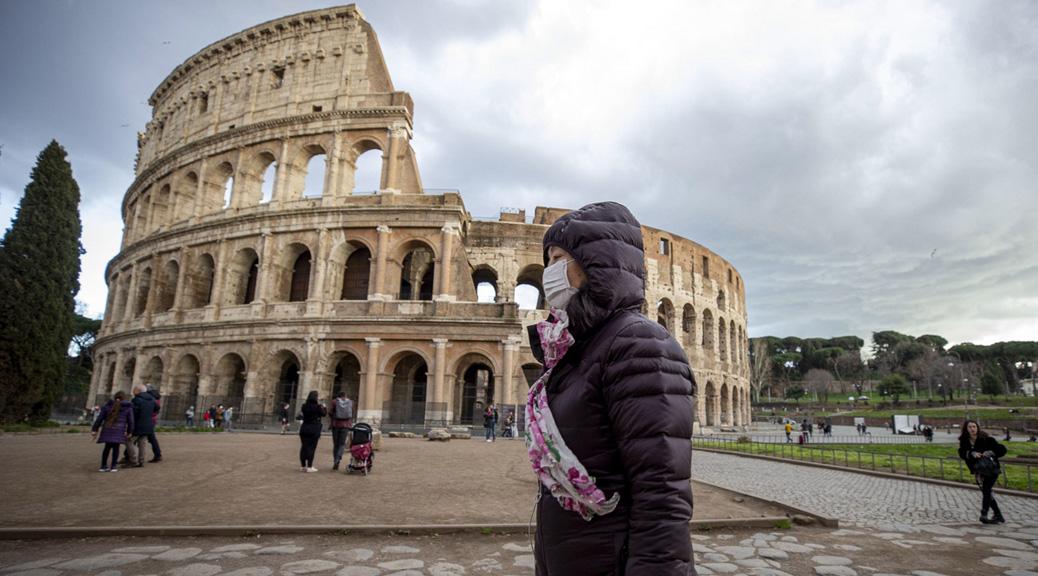 Economic effect of Coronavirus outbreak in Italy