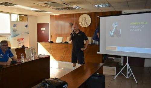 Athinaikos seminar 2018